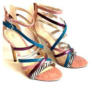 Brand new never worn Breran Aldo Heels